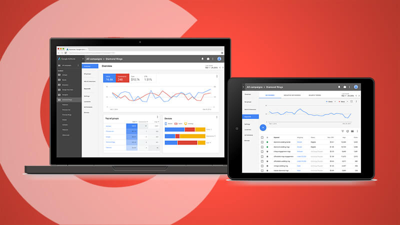 New Adwords Design
